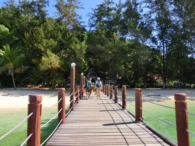 沙巴神山&東姑阿都拉曼國家公園五日遊 7