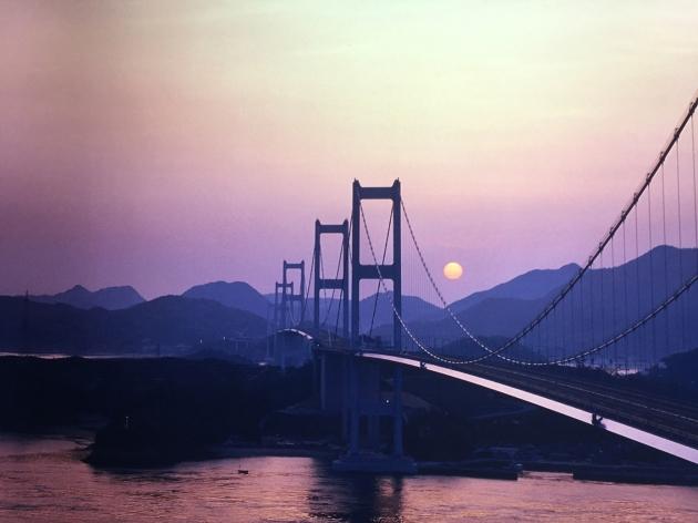 悠遊海上仙島~島波海道單車飛島6日 2