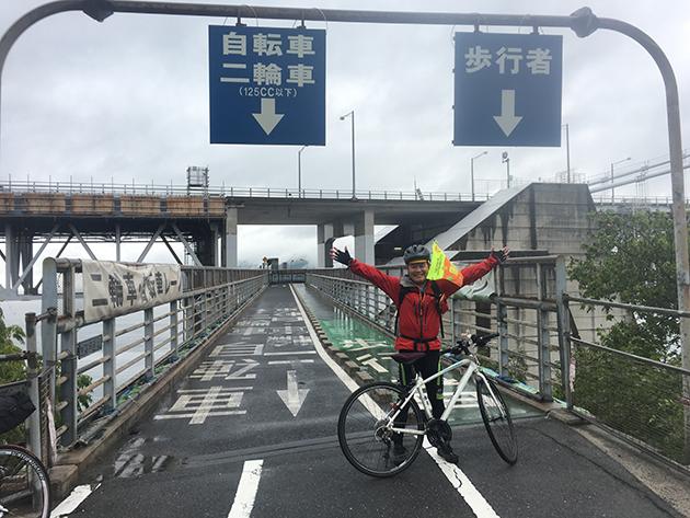 悠遊海上仙島~島波海道單車飛島6日 1