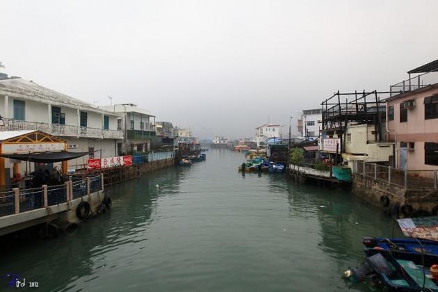 尋覓四分之三香港~郊野行山、穿村、攝影、米芝蓮美食5日 3